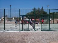 Torà: Primer torneig de pàdel  Ramon Sunyer
