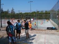 Torà: Final dels cursets d'estiu de tennis  Ramon Sunyer