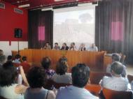 Guissona: acte de presentació del volum VII de l'Inventari de Patrimoni Arqueològic, Arquitectònic i Artístic de la Segarra dedicat a GUISSONA  Jordi Bibià