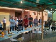 Sant Antolí i Vilanova: Acte de cloenda de la collitasegarra  Ramon Sunyer