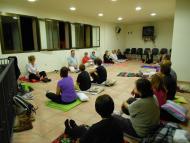 Torrefeta: primera sessió del curs de ioga-meditació  Ajuntament TiF