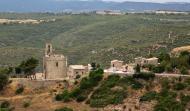 església fortificada de Santa Maria de Rubió