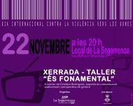 25N: tot l'any #senseviolència