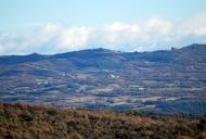 la zona nord del territori comparteix paisatge amb el Solsonès