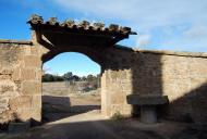 Biosca: Baluard d'entrada a Padollers  Ramon Sunyer