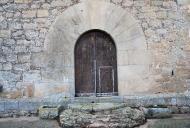 Biosca: Porta del mas Padollers  Ramon Sunyer