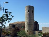 Gospí: és una casa senyorial, situada a la part més elevada del nucli  Isidre Blanc
