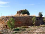 Castellnou d'Ossó: Castell Lliuró o Torre Romana  Ramon Oromí