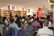 Cervera: celebració del Dia Mundial de la Poesia  CC Segarra