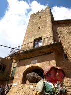 Florejacs: la gegantona Eliards és una de les icones de la Fira de Florejacs  Jaume Moya