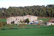 Les Roques d'Aguiló: Vista general  Ramon Sunyer