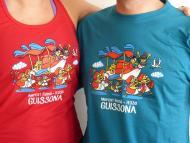 Les samarretes per promoure el Mercat Romà arreu