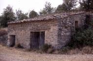 Torà: cabana amb pallissa  Ramon Sunyer