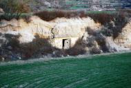 Torà: cabana encastada en el terreny  Ramon Sunyer