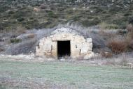 Vall del Llobregós: cabana de volta  Ramon Sunyer