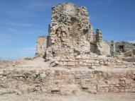 Alta-riba: Castell Sant Miquel  AACSMA