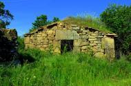 Els Plans de Sió: cabana de volta  Àngela Llop
