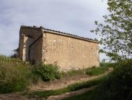 Torà: cabana de teula amb cisterna  Ramon Sunyer