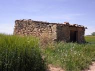 Torà: cabana de teula  Ramon Sunyer