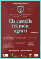 cartell Els castells i el món agrari