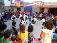 Palou: actuació dels bastoners de Sedó  Ajuntament TiF