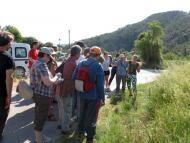 Argençola: Sortida de reconeixement d'herbes remeieres  el trill