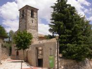 Alta-riba: Església de Sant Jordi  Ramon Sunyer