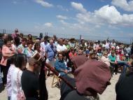 Alta-riba: l'acte va comptar amb nombrosa participació  AACSMA