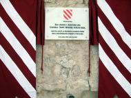 Alta-riba: Placa conmemorativa  AACSMA