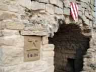 Alta-riba: Primera pedra  AACSMA