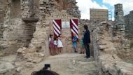Alta-riba: Descobriment de la placa  Ramon Sunyer