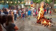 Guissona: Revetlla a  Capdevila  Premsa Guissona