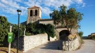 Civit: Església de Santa Maria  Ramon Sunyer