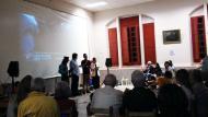 """Montornès de Segarra: """"Bala perduda"""", Premi del jurat al millor curtmetratge de Les Terres de Lleida  Ramon Sunyer"""