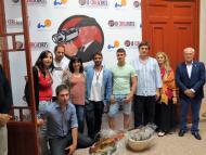 Montornès de Segarra: l'equip i els guardonats  Lo Cercacurts