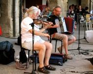 Santa Coloma de Queralt: Trobada catalano-occitana  Montse Rumbau