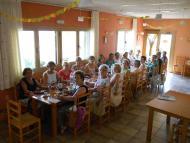 Florejacs: Retrobament ex alumnes escola  Ajuntament TiF