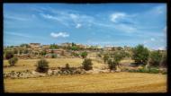 Gra: El poble  Ramon Sunyer