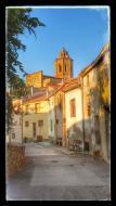 Cervera: vila vella  Ramon Sunyer