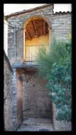 Sant Domí: sol i sombra  Ramon Sunyer