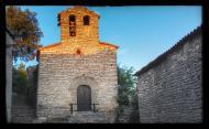 El Castell de Santa Maria: Santa Maria romànic  Ramon Sunyer