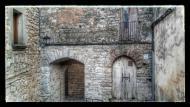 Montfalcó Murallat: cases  Ramon Sunyer