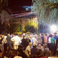 Sanaüja: ball a la plaça  Ramon Sunyer