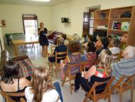 Bellveí: xerrada Com més actiu més viu, a càrrec de la psicòloga Anna Carné  Ajuntament TiF