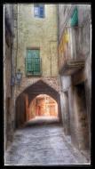 Torà: Portal del carrer sense cap  Ramon Sunyer