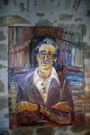 Concabella: Retrat de Manuel de Pedrolo  Ramon Sunyer