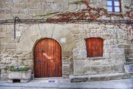 Concabella: detall casa  Ramon Sunyer