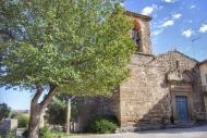 Gra: Església Santa Maria de Tauladells romànic (XII)  Ramon Sunyer