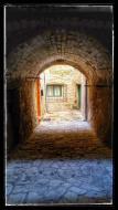 Sant Guim de la Plana: vila closa  Ramon Sunyer