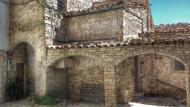 Sant Guim de la Plana: arcades  Ramon Sunyer